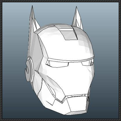 Iron Helmet Papercraft Pdf - 1052 best images about paper house on
