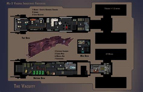 Program For Floor Plans ms 5 freighter by thedarkestseason on deviantart