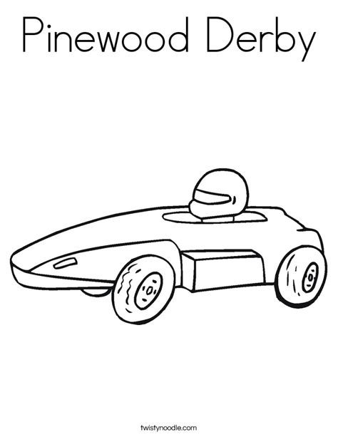 coloring pages of derby cars printable car pictures 355210