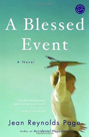 the blessed event a blessed event by jean page reviews