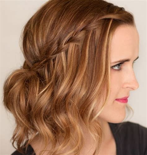 bob haircut with plait 20 stylish and appropriate every day hairstyles for work