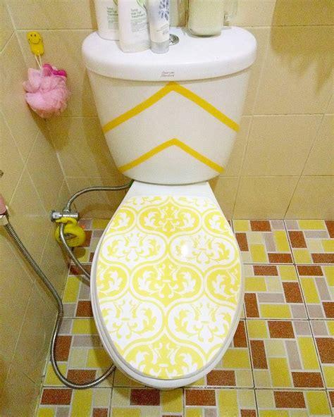 Wallpaper Decor Dinding Unik Motif Warna Warni Ukuran 45cm X 10meter 31 dekorasi kamar mandi minimalis makin unik cantik 2018