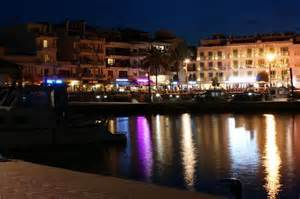 Dining Rooms Direct Cala Bona Harbour At Night Picture Of Protur Alicia
