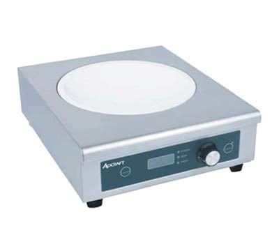 countertop induction units adcraft ind wok208v countertop commercial induction wok unit 208v 1ph