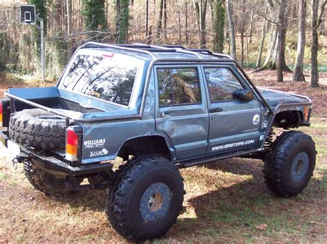 Jeep Xj Cage Exo Cage On The Xj