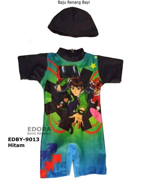 baju renang bayi edby 9013 ben 10 hitam distributor dan toko jual baju renang celana alat