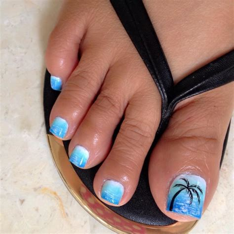Toes Nail Design Pictures