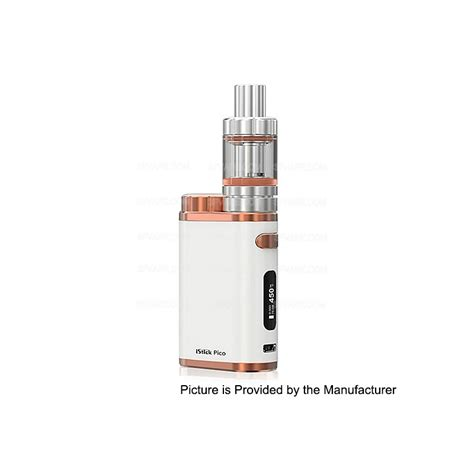 Eleaf Istick Pico 75w Mod With Melo Iii Mini Paket Ngebul Authentic authentic eleaf istick pico white bronze tc vw mod melo iii mini kit