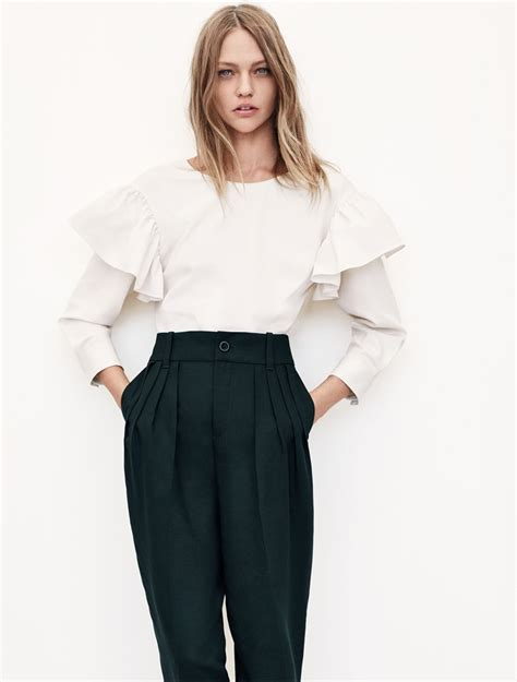 zara join sustainable clothing collection