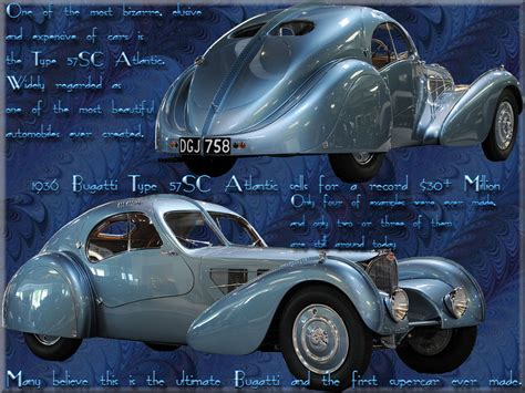 Animaatjes 1936 bugatti type 57sc atlantic 91701 Wallpaper