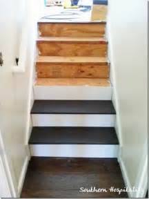 New Stair Treads Over Old by 15 Best Ideas About Stair Treads On Pinterest Wood