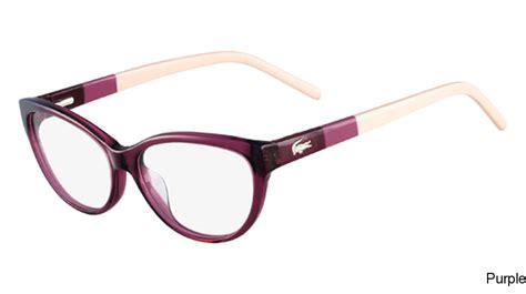 buy lacoste l2677 frame prescription eyeglasses