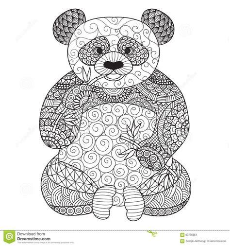 bear mandala coloring pages 22 best felnőtt kifestő images on pinterest coloring