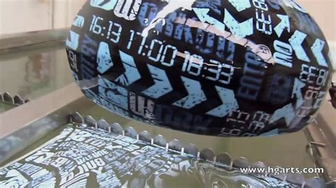 tutorial water printing water transfer printing tutorial curso de pintura