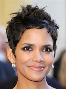 hair cut images halle berry pixie haircut