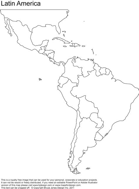 map outline of central america world regional printable blank maps royalty free jpg