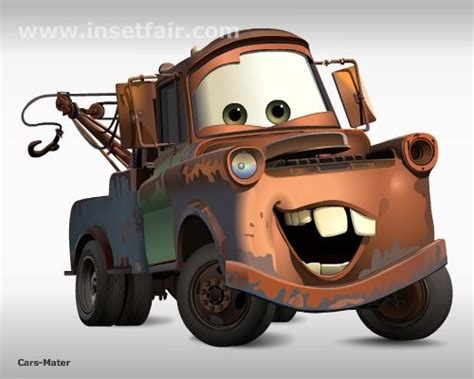 cars characters mater flash illustration graphics drawing of a cartoon character