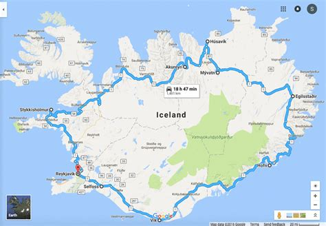 road travel map the ultimate iceland road trip guide find us lost