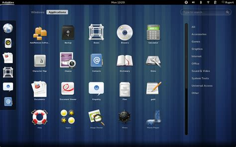 Gnome 3 Top Bar by Gnome 3 4 Released Gnome