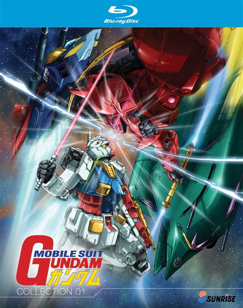 mobile suit gundam anime mobile suit gundam collection 1 on anime review
