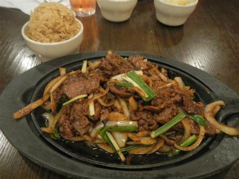 Tasty China House mongolian beef picture of tasty china house manhattan