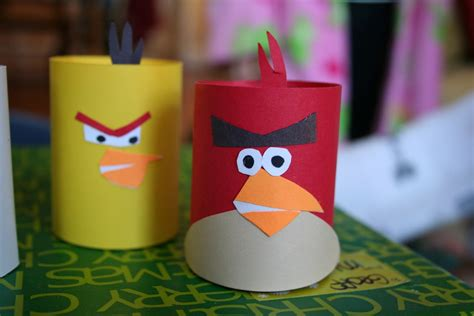 Paper Toilet Roll Crafts - unique toilet paper roll crafts that you should own