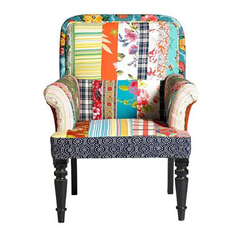 cool armchairs uk patchwork armchair by out there interiors