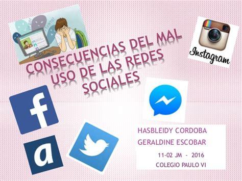 imagenes de las redes sociales y sus consecuencias consecuencias del mal uso de las redes sociales