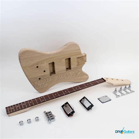 diy bass guitar kit gibson thunderbird style bass guitar kit diy guitars