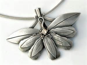 How To Make Clay Jewelry - aida art clay real silver gold and copper as metal clays