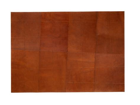 designboom rug claesson koivisto rune s leather rugs create a sense of