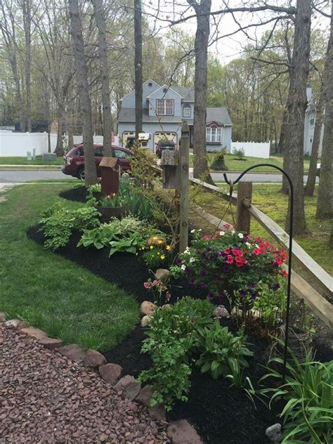 how to make your front yard beautiful 17 best images about newest project a berm on