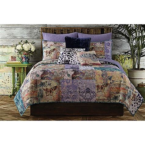 tracy porter bedding tracy porter 174 tilda quilt in lavender bed bath beyond