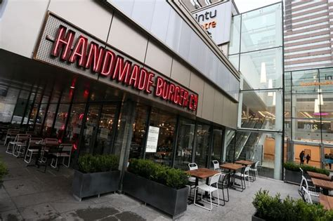 Handmade Burger Co Metro Centre - future of handmade burger co s nottingham restaurant in