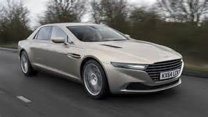 Aston Martin Lagonda 2016 Aston Martin Lagonda Taraf Drive The Merely