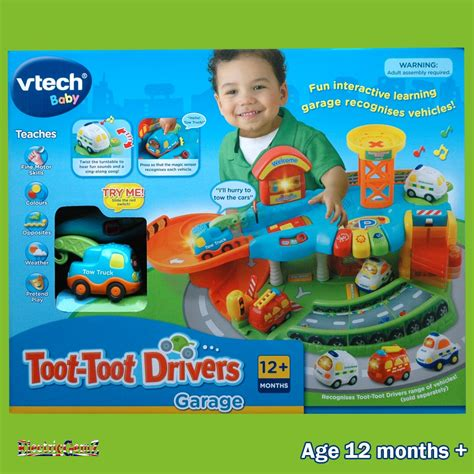 Vtech Toot Toot Car Garage by Vtech Baby Toot Toot Drivers Garage