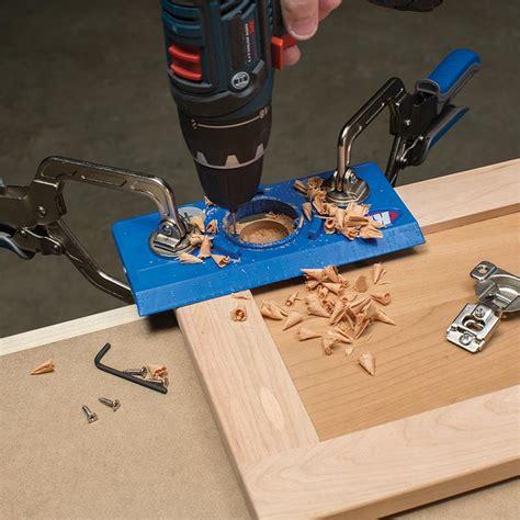 cabinet hinge installation jig bit hinge boring bits kreg concealed hinge jig