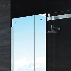 Merlyn 10 series mirror sliding shower doors m108241mh