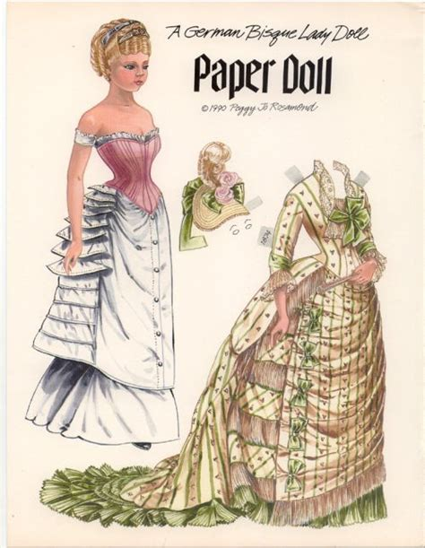 bisque doll hallmarks 1000 images about articulated paper dolls set 2 on
