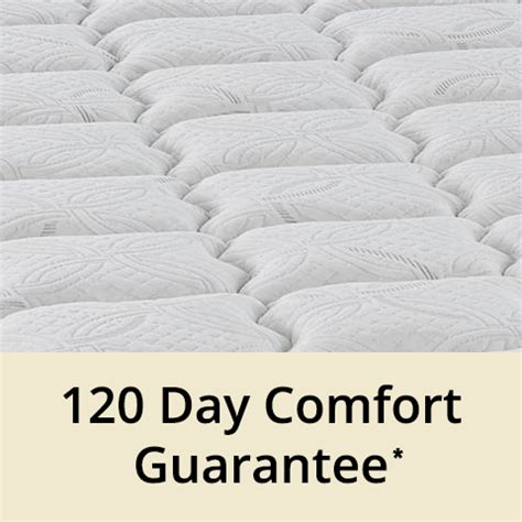 Walker S Furniture Mattress 120 Day Comfort Guarantee