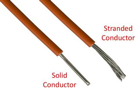 electrical wire conductor guide for choosing the suitable ethernet cables