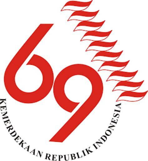logo peringatan hut ke 69 kemerdekaan republik indonesia tahun logo tema dan pedoman peringatan hut kemerdekaan ri ke