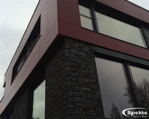 Moderne Hausfassaden Fotos by Exklusiv Fassaden 187 Ryschka Dach Blech Gmbh In