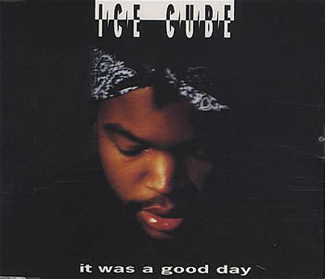 today   good day  cube   daytime lyrics meaning