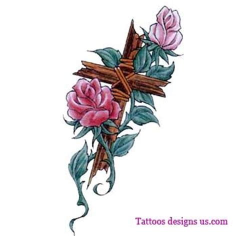 cross butterfly tattoo designs and cross gallery tattoos free royalty