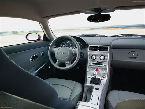 2004 Chrysler Crossfire Interior by How Does R Cars Feel About The Chrysler Crossfire Cars