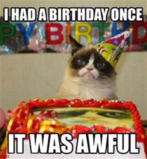 Grumpy Cat Birthday Memes - grumpy cat birthday for the best jokes and memes visit