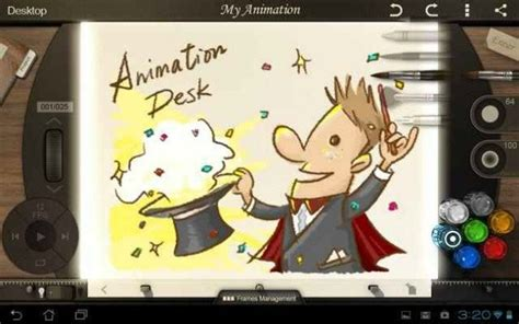 Drawing Desk App by Animation Sketch Draw Create Your Own