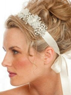 Wedding Hairstyles With Ribbon Headband by Bridal Up Dos And Half Dos On Updo Wedding