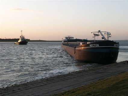 storm voor scheepvaart niet problematisch artikel vaart nl - Www Scheepvaart Nl